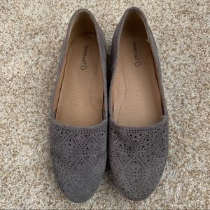 Baretraps Loafers Gray 9.5